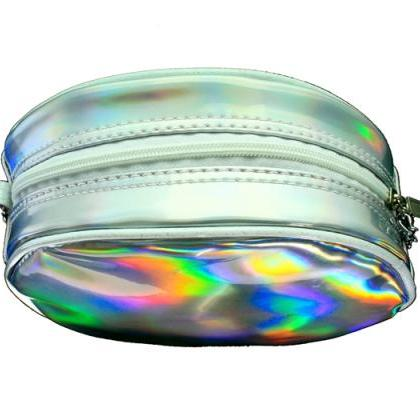 Silver Rainbow Hologram Gammaray Ho..